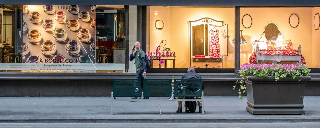 New York City street 2