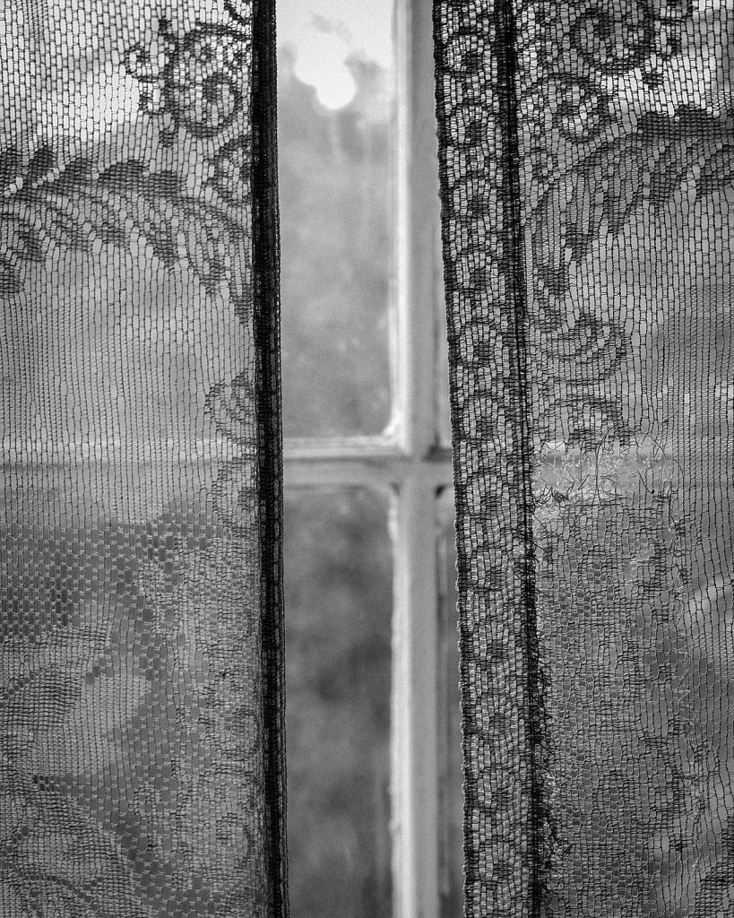 curtain, window