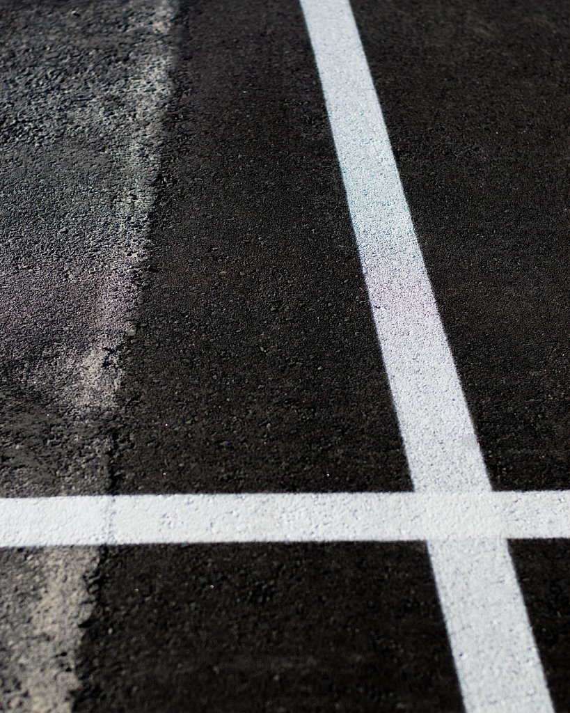 road lines